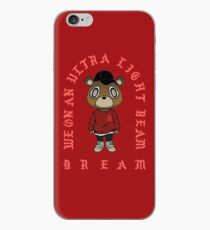Ultra Light Beam x Yeezy S3 Bear iPhone Case