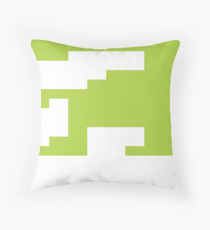 the Extraterrestrial v.1  Throw Pillow