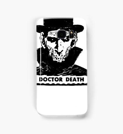 Doctor Death  Samsung Galaxy Case/Skin
