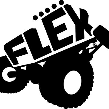 Flex while offroad by jeepstyletees