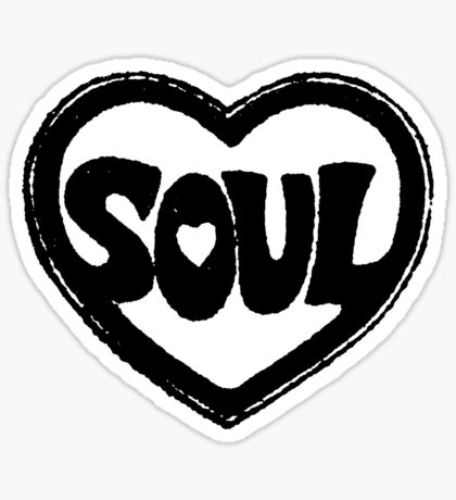 SOUL v.1  Sticker