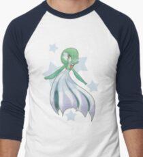 Gardevoir Men's Baseball ¾ T-Shirt