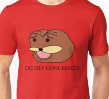 Deebly Goncerned Unisex T-Shirt