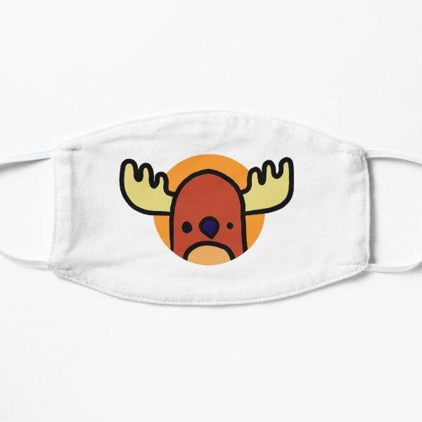 Mr Moomigan Flat Mask