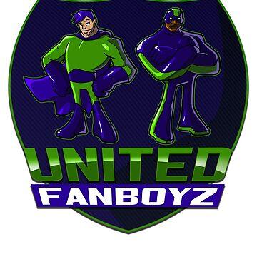 United Fanboyz Logo Tee 2 by UFBWill