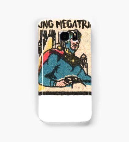 Flash Megatrip  Samsung Galaxy Case/Skin