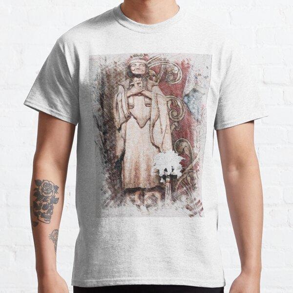 Native American Saint at San Xavier del Bac, Arizona Classic T-Shirt