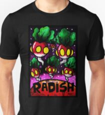Radish Invasion  Unisex T-Shirt
