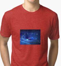 Hyperspace Freeway Tri-blend T-Shirt