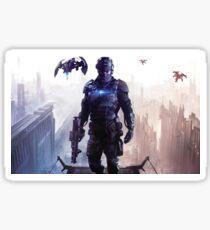 Killzone ShadowFall Sticker