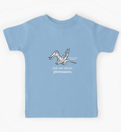 Ask Me About Pterosaurs Kids Clothes