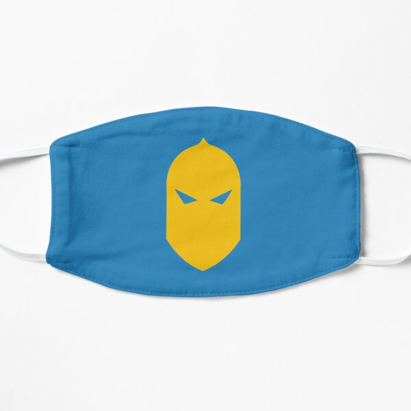 Dr. Fate Helmet Flat Mask