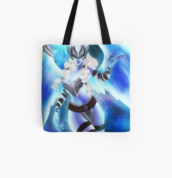 Val'kyr All Over Print Tote Bag