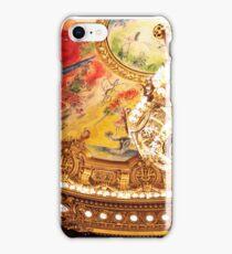 Paris Opera Chandelier iPhone Case/Skin
