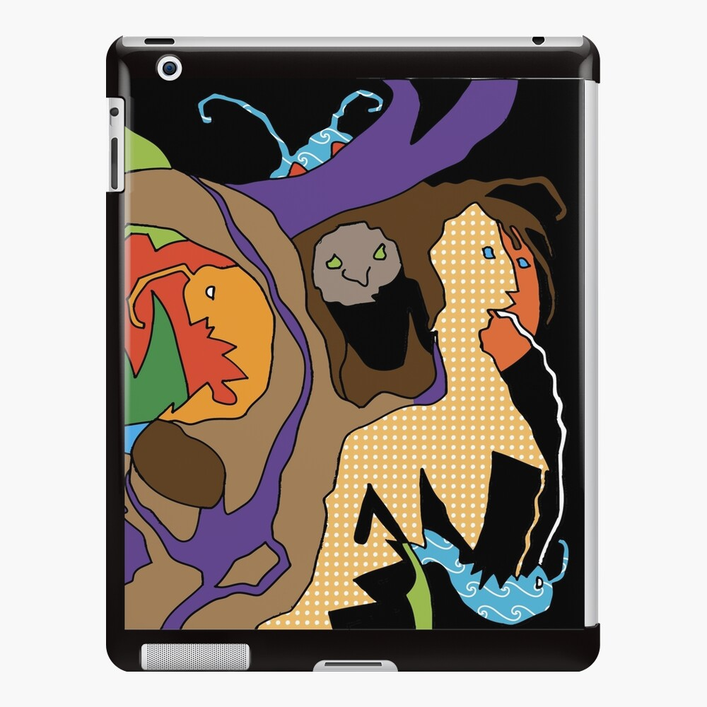Creatures Y iPad Case & Skin