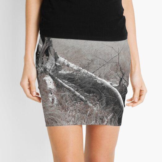 Strangely Captivating Mini Skirt