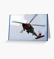CG Heading Out Greeting Card