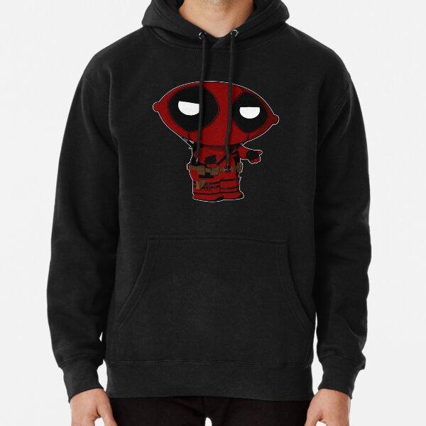 WHAT THE DEUCE Pullover Hoodie