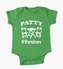 Patty O'Furniture T-Shirt (vintage look) One Piece - Short Sleeve