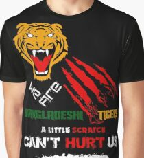In Tigers We Trust Graphic T-Shirt