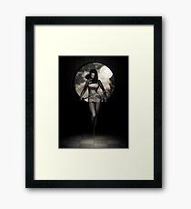 New Moon Framed Print