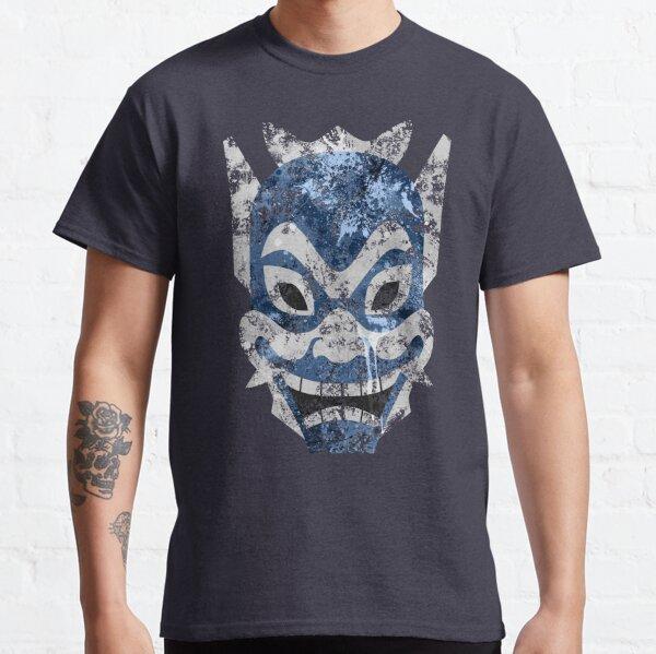 Blue Spirit Splatter Classic T-Shirt