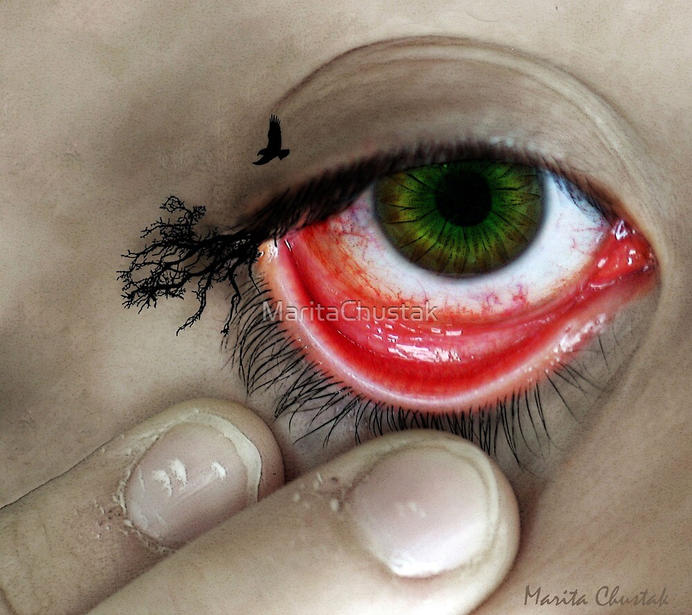 Natural Eye by MaritaChustak