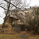 Old house on Sveaborg - Suomenlinna by frommyhorizon