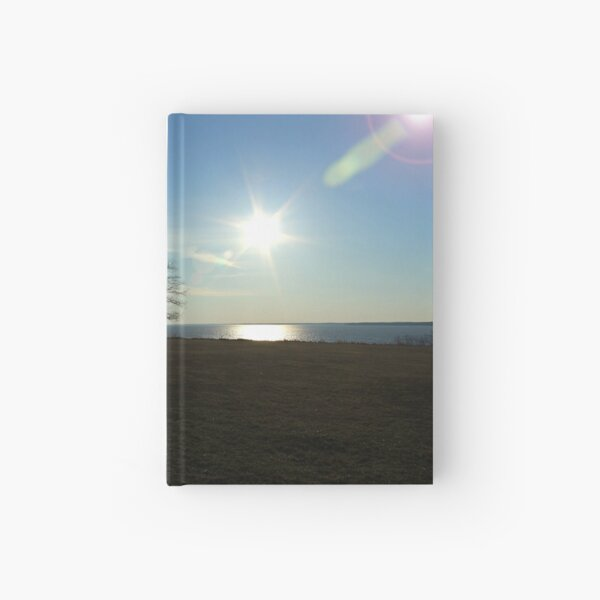 Near the edge Hardcover Journal