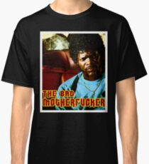 "Pulp Fiction- Jules ""The Bad Motherfucker"" Classic T-Shirt"