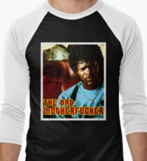 "Pulp Fiction- Jules ""The Bad Motherfucker"" Men's Baseball ¾ T-Shirt"