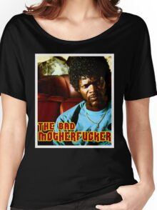 """Pulp Fiction- Jules """"The Bad Motherfucker"""" Women's Relaxed Fit T-Shirt"""