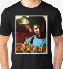"Pulp Fiction- Jules ""The Bad Motherfucker"" T-Shirt"