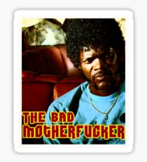 "Pulp Fiction- Jules ""The Bad Motherfucker"" Sticker"