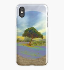 Cross Processed at Runyon iPhone Case/Skin