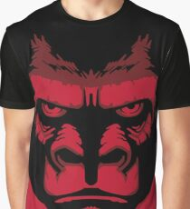 ZyuohGorilla Graphic T-Shirt