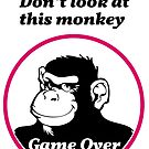 Monkey Game by Gianni A. Sarcone