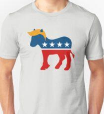 Trump Democrat - Combover Democrat Unisex T-Shirt