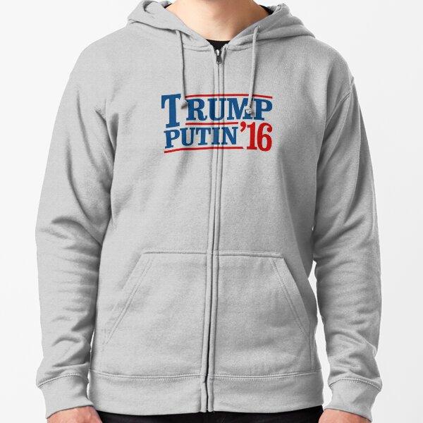 Trump Making America Hate Again Classic Mens Hooded Sweatshirts