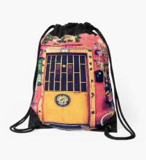 Colorful Balat Drawstring Bag