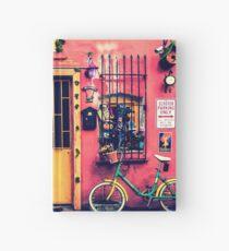 Colorful Balat Hardcover Journal