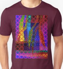 Purple Garden Unisex T-Shirt