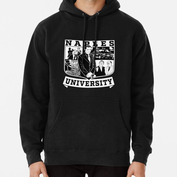Napoli University - The Sopranos Pullover Hoodie