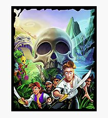 Monkey Island Special Edition Photographic Print