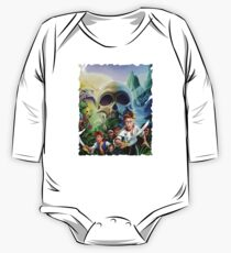 Monkey Island Special Edition One Piece - Long Sleeve