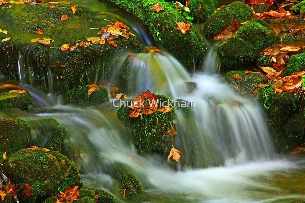 WATER DANCE by Chuck Wickham