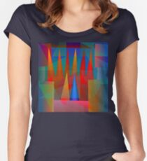 Jester Jump Women's Fitted Scoop T-Shirt
