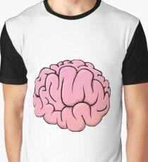 Brain Graphic T-Shirt