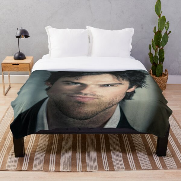 Ian Throw Blanket