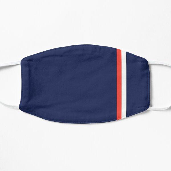Stripe pattern design Flat Mask